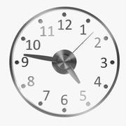Saat Duvarı 3d model