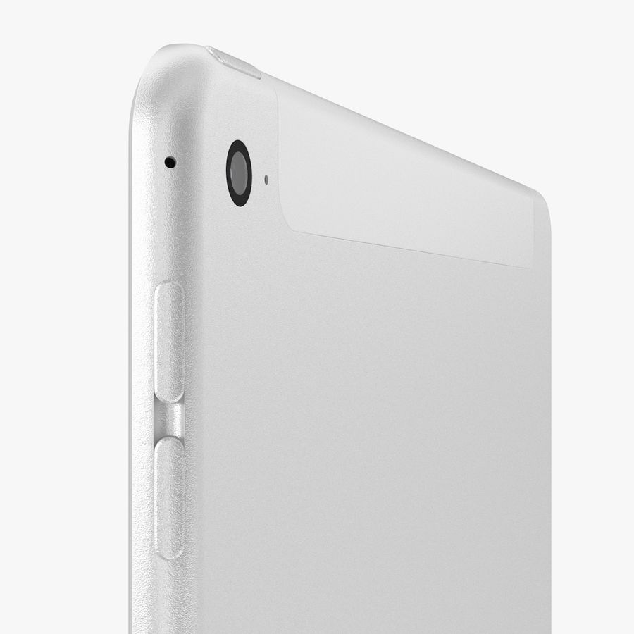 Apple iPad Air 2 royalty-free 3d model - Preview no. 23