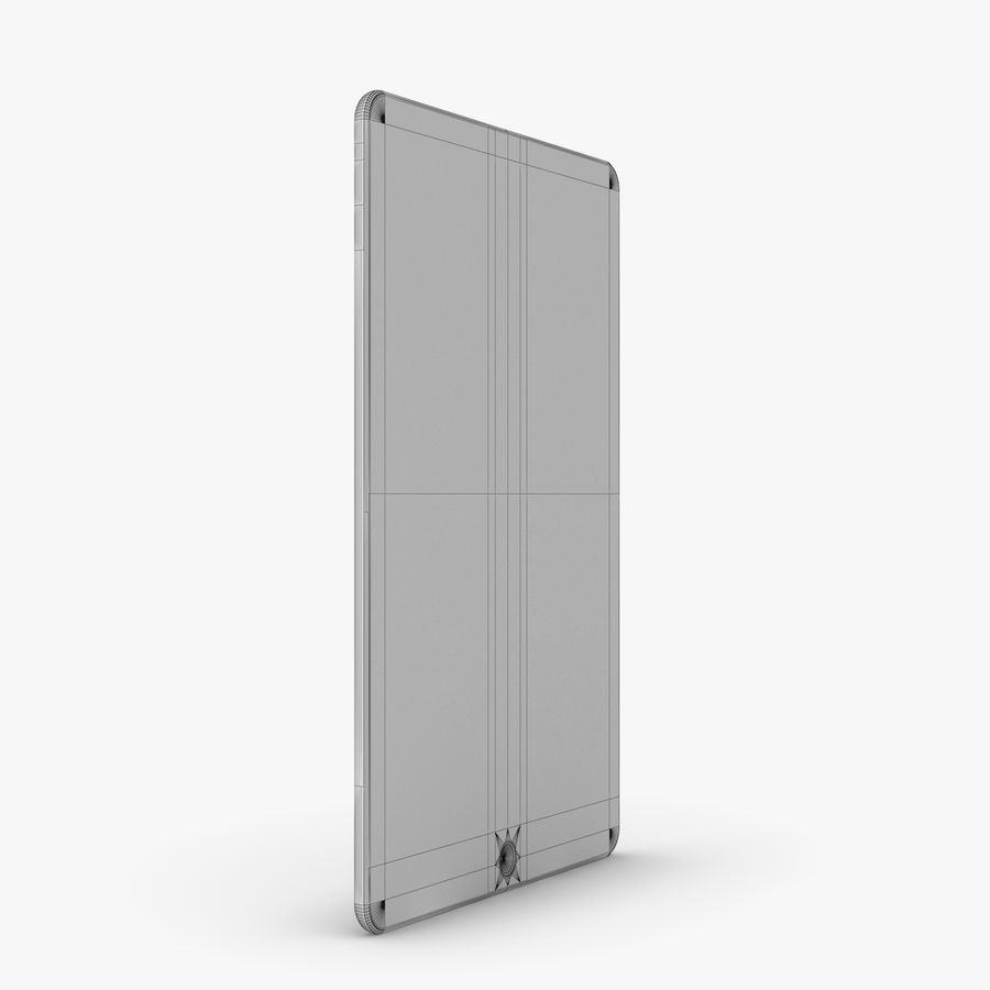 Apple iPad Air 2 royalty-free 3d model - Preview no. 34