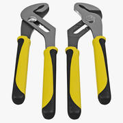 Tongue and Groove Plier 3d model