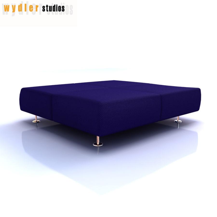 Collections de meubles royalty-free 3d model - Preview no. 11
