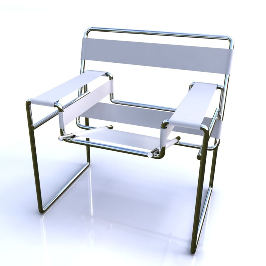 Collections de meubles royalty-free 3d model - Preview no. 26