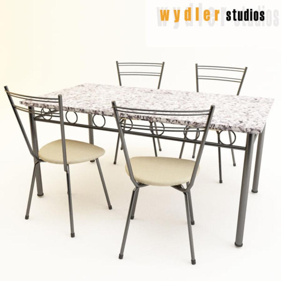 Collections de meubles royalty-free 3d model - Preview no. 58