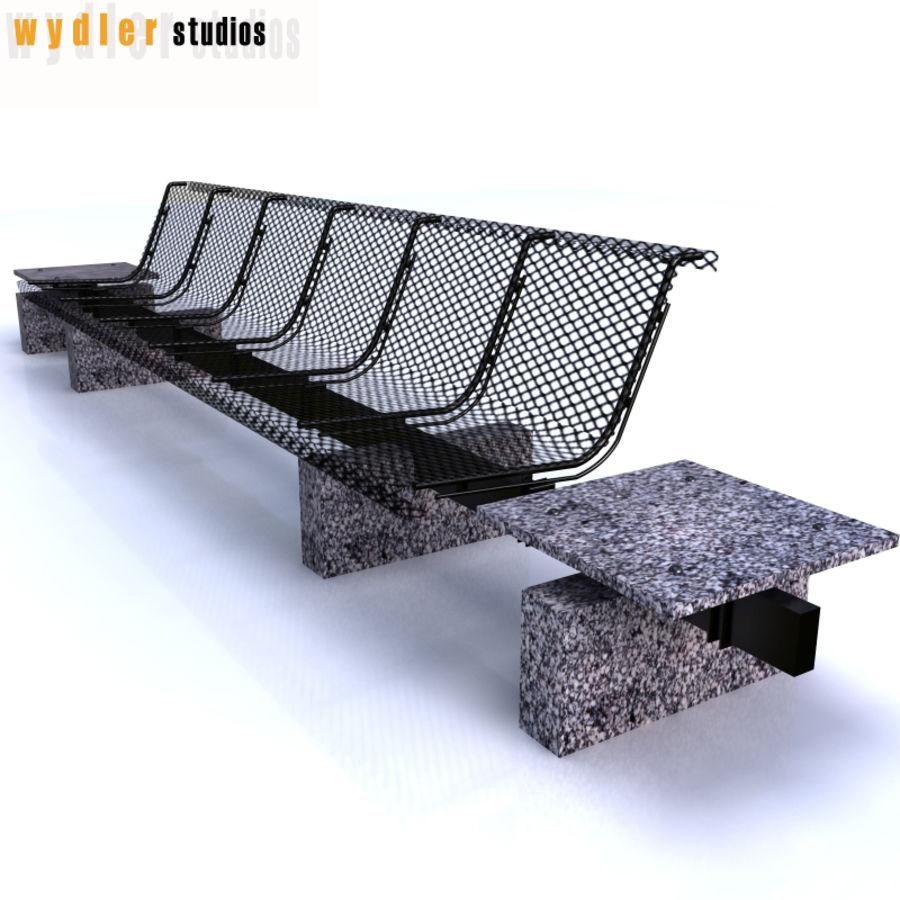 Collections de meubles royalty-free 3d model - Preview no. 15