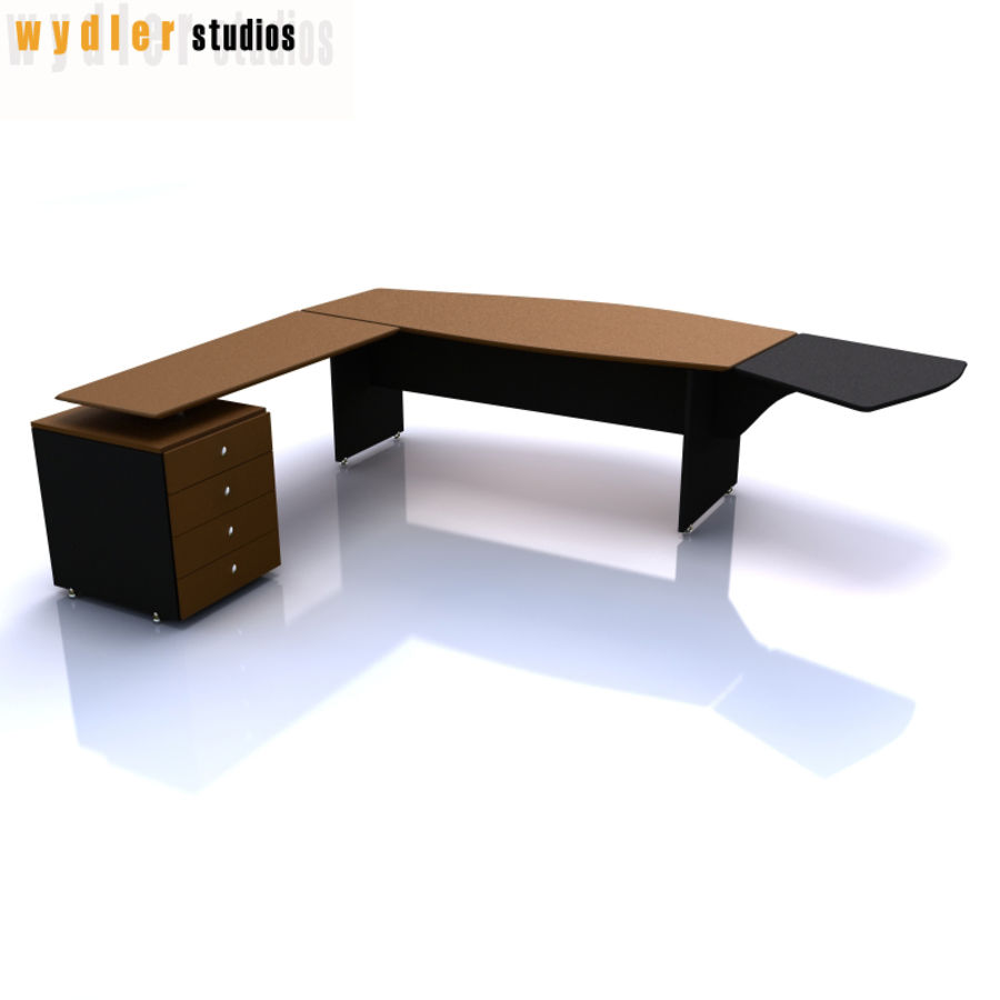 Collections de meubles royalty-free 3d model - Preview no. 73