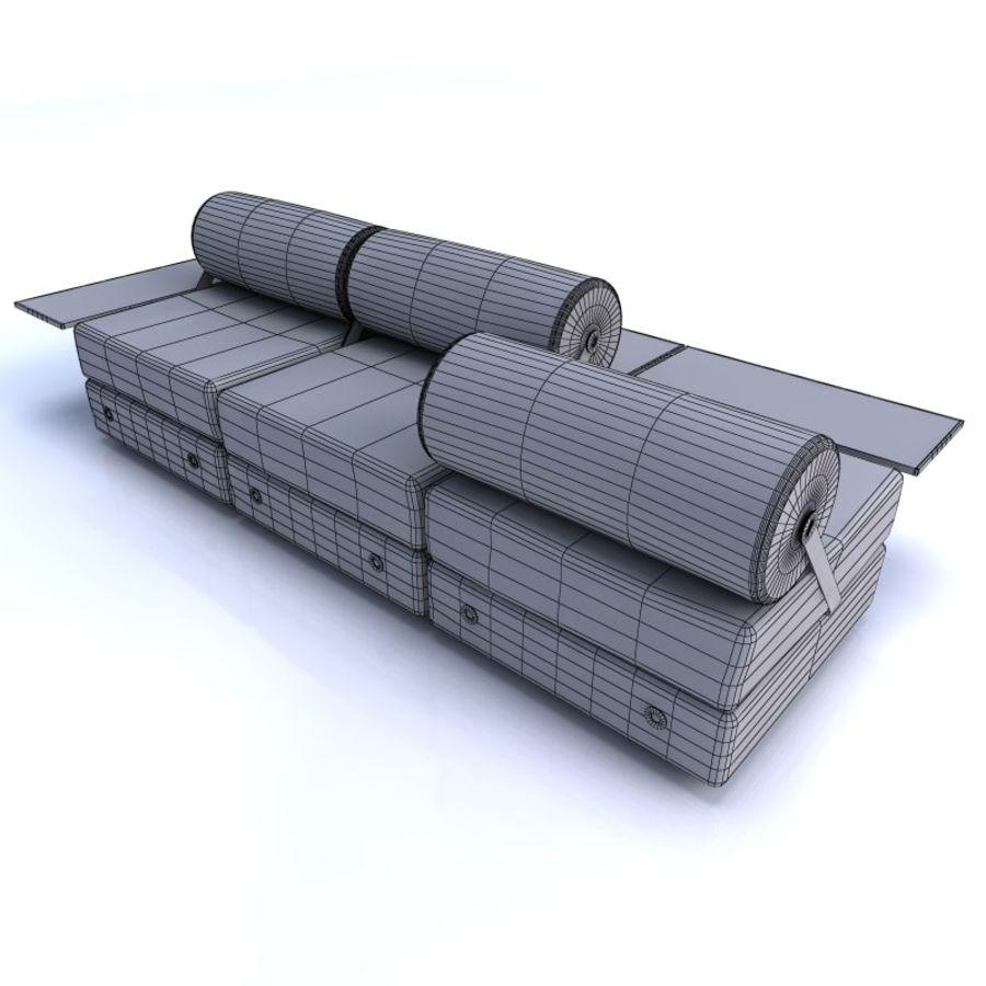 Collections de meubles royalty-free 3d model - Preview no. 14