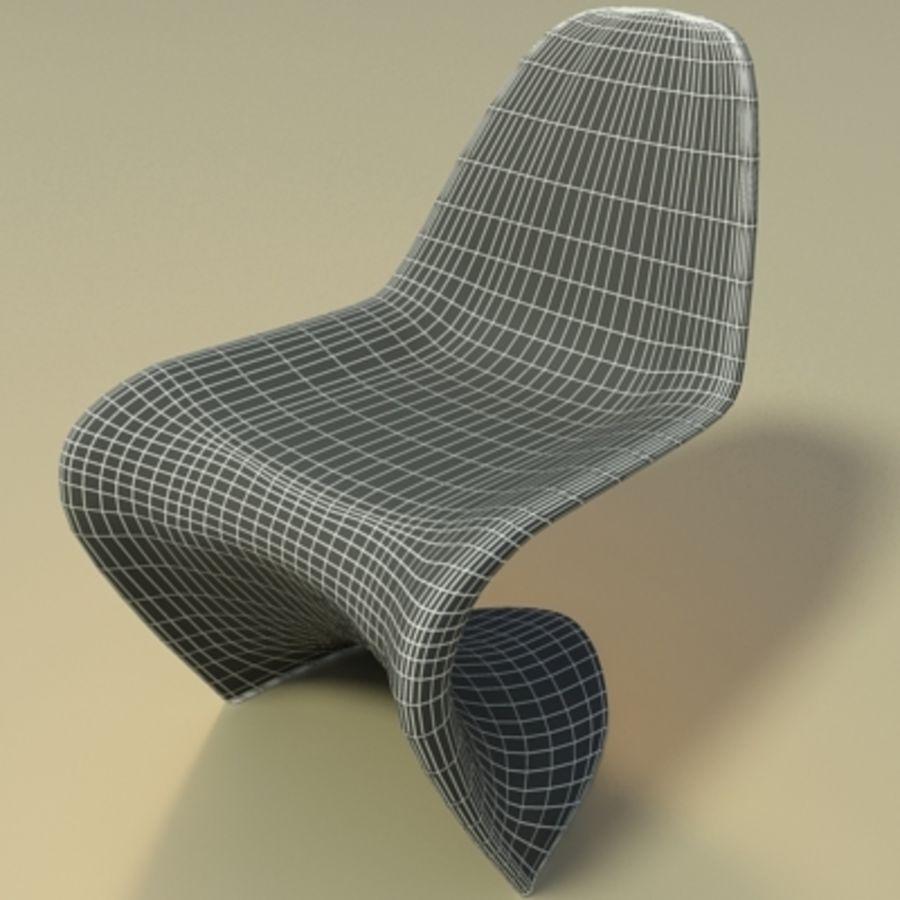 Collections de meubles royalty-free 3d model - Preview no. 33