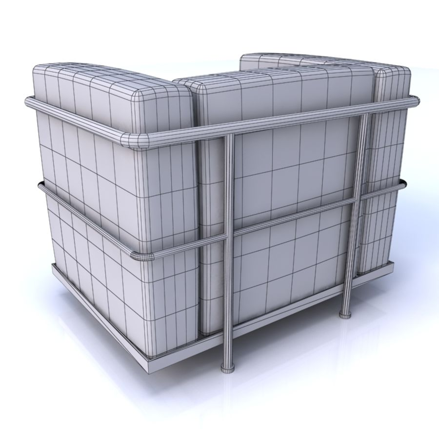 Collections de meubles royalty-free 3d model - Preview no. 7