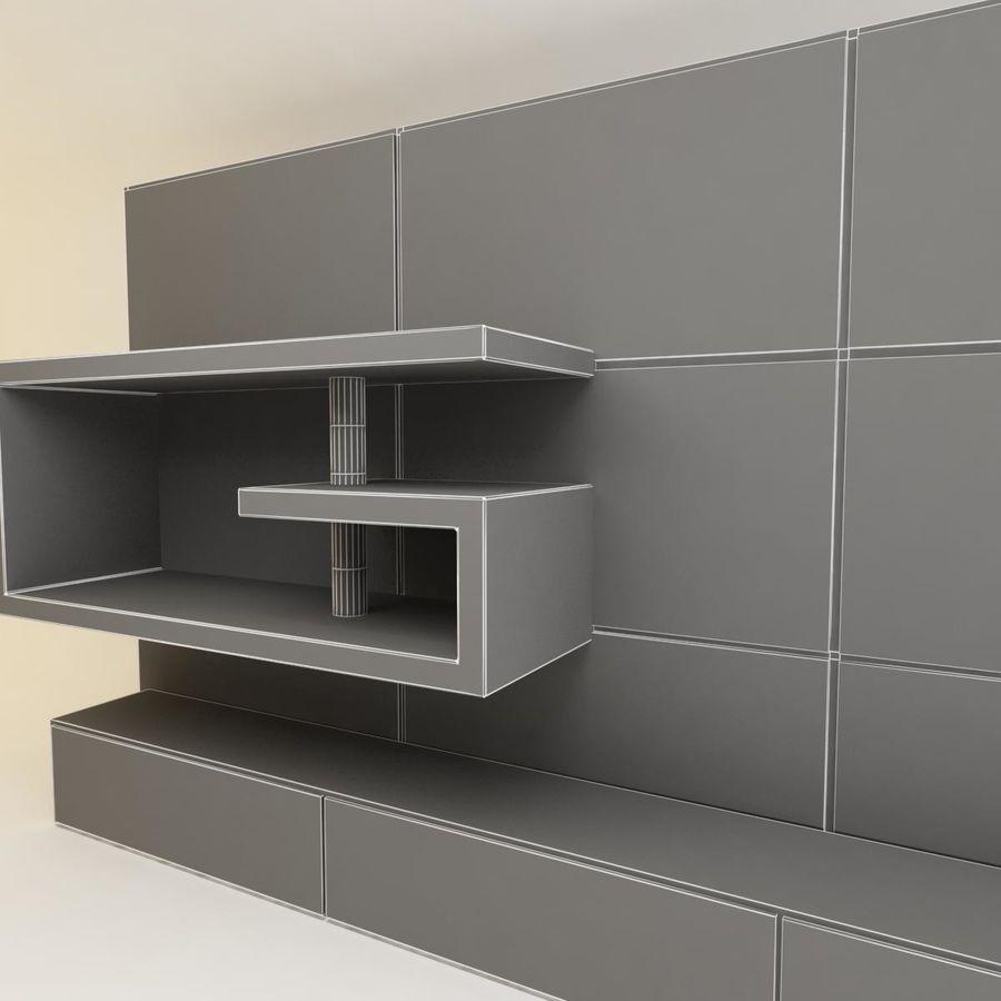 Collections de meubles royalty-free 3d model - Preview no. 89