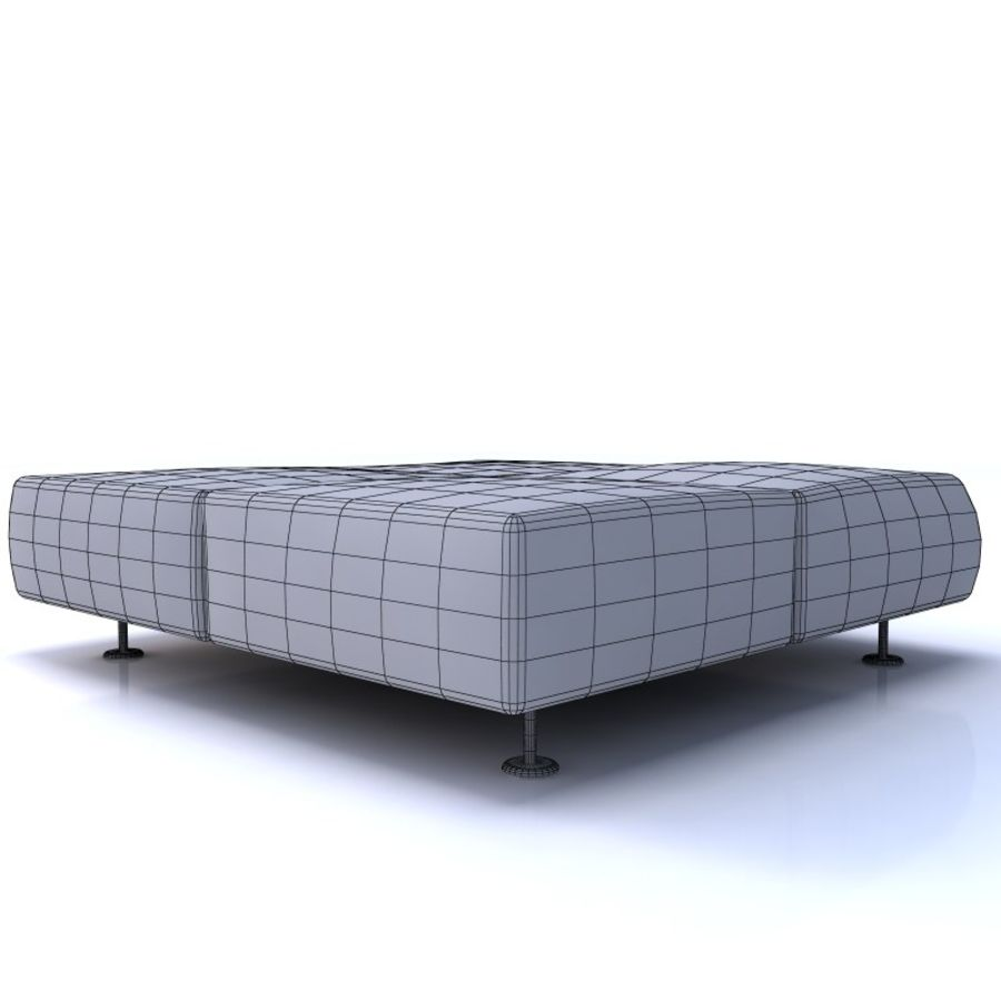 Collections de meubles royalty-free 3d model - Preview no. 12