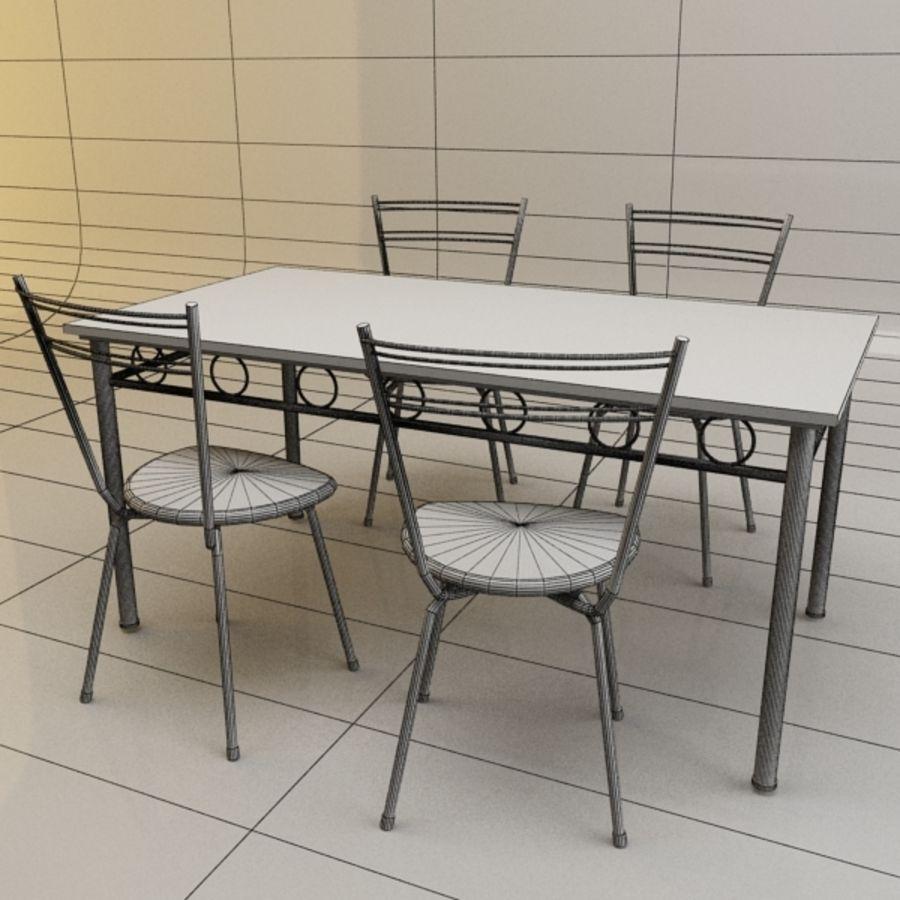 Collections de meubles royalty-free 3d model - Preview no. 59