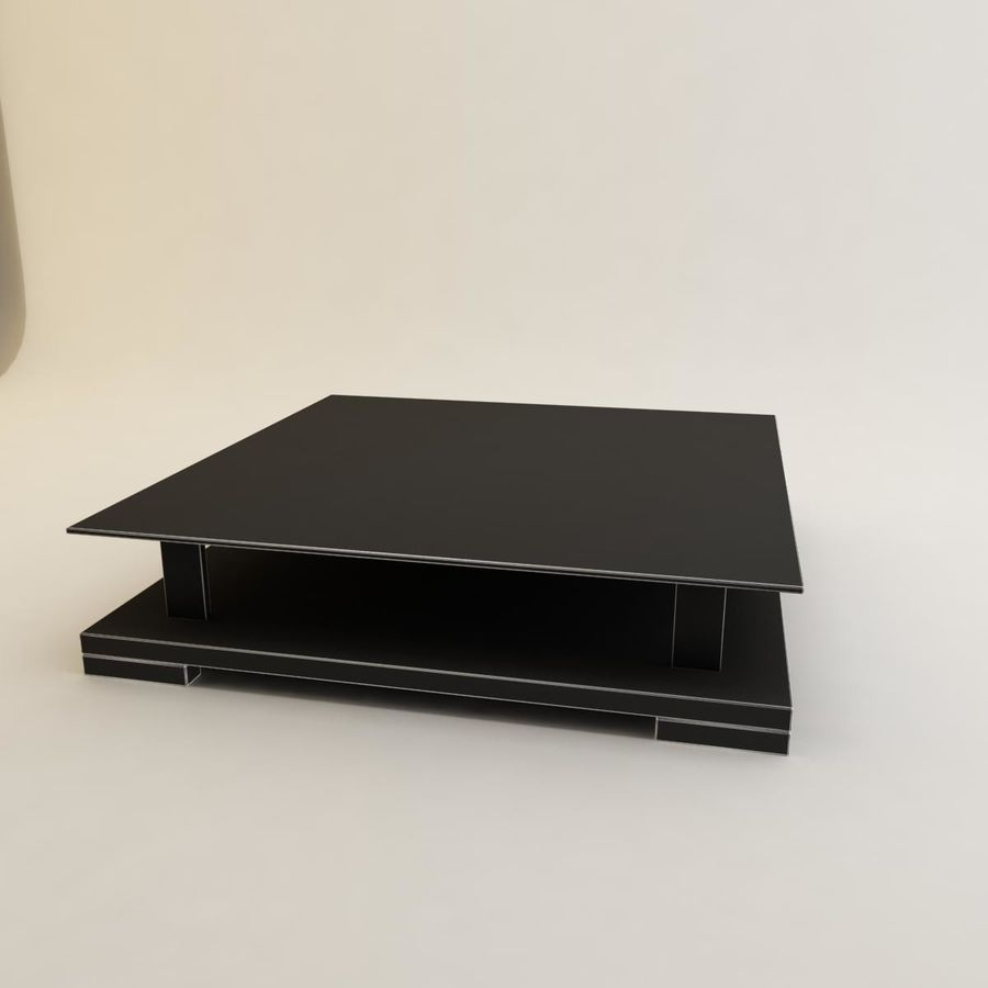 Collections de meubles royalty-free 3d model - Preview no. 66