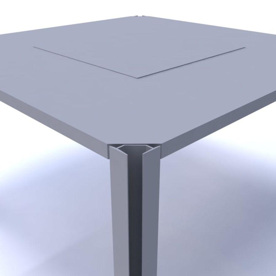 Collections de meubles royalty-free 3d model - Preview no. 61