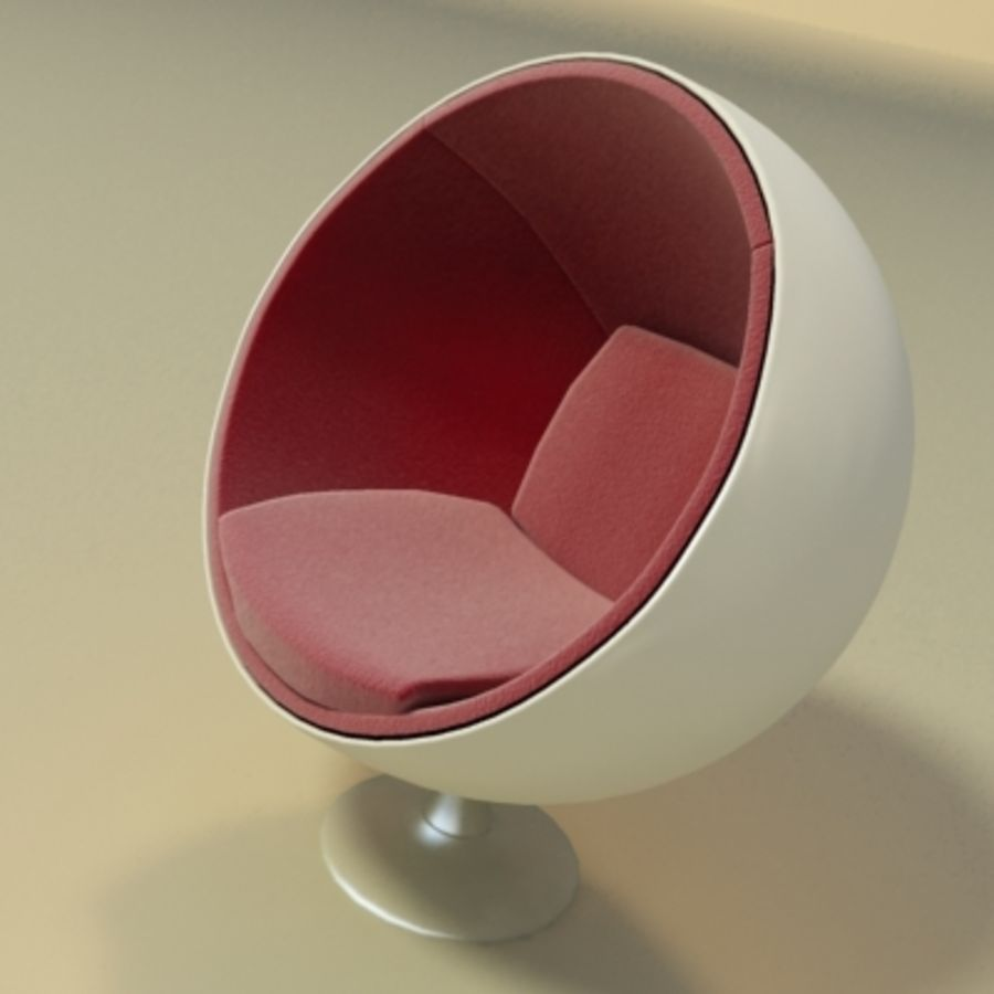 Collections de meubles royalty-free 3d model - Preview no. 34