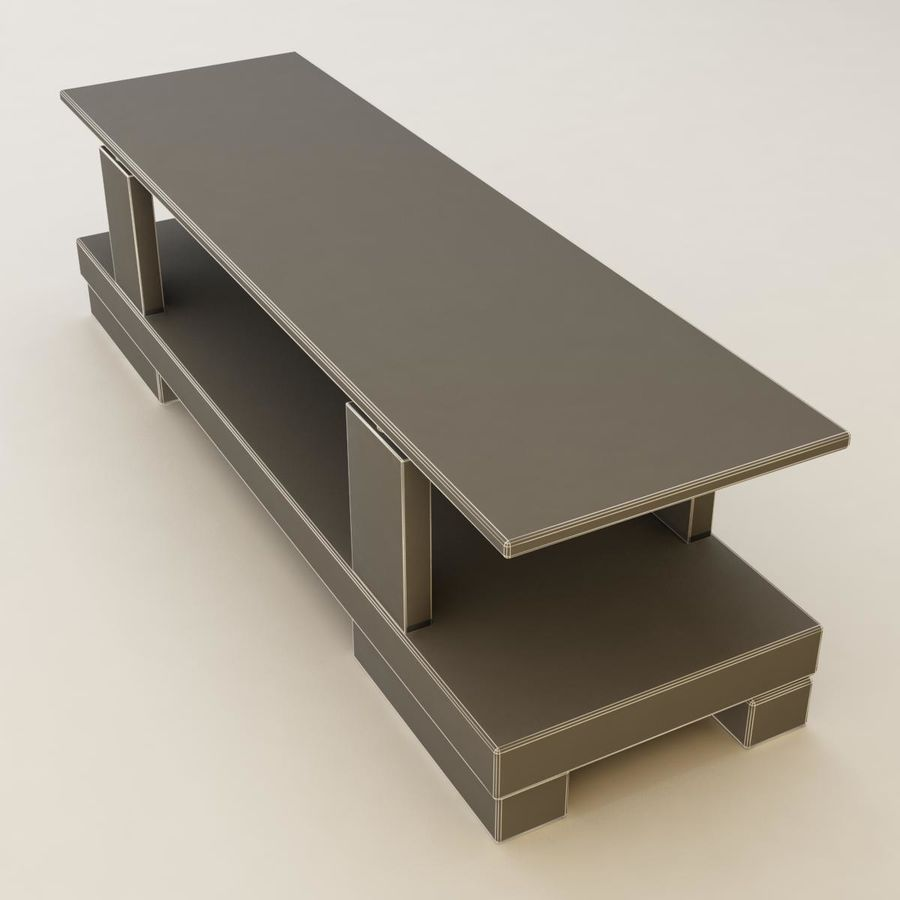 Collections de meubles royalty-free 3d model - Preview no. 68