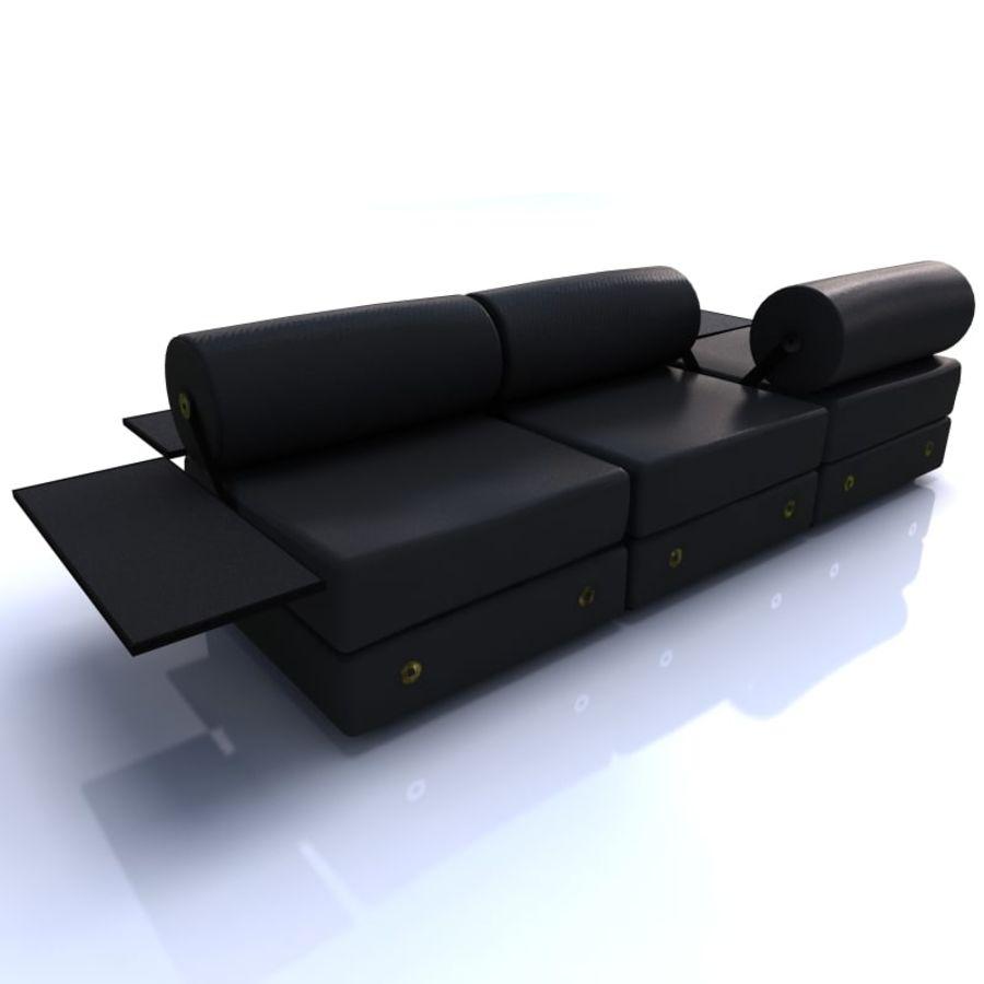 Collections de meubles royalty-free 3d model - Preview no. 13