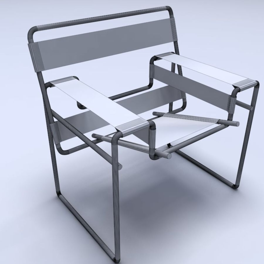Collections de meubles royalty-free 3d model - Preview no. 27