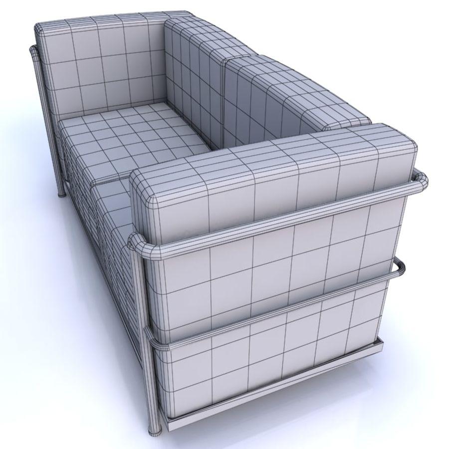 Collections de meubles royalty-free 3d model - Preview no. 10