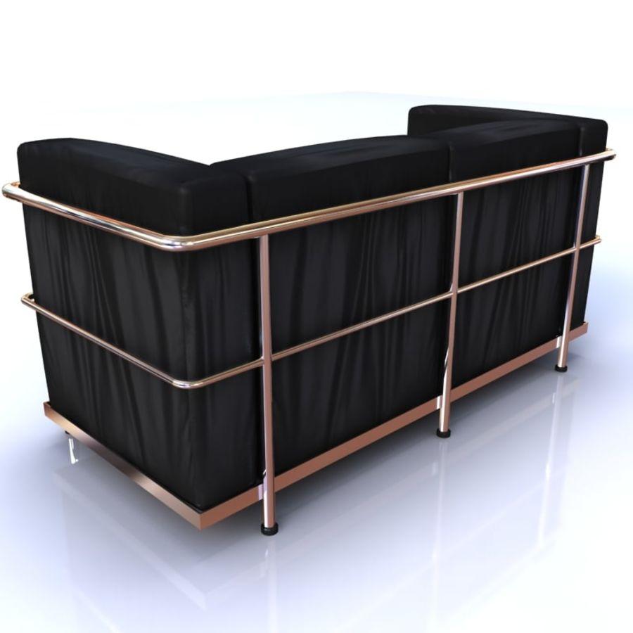 Collections de meubles royalty-free 3d model - Preview no. 9