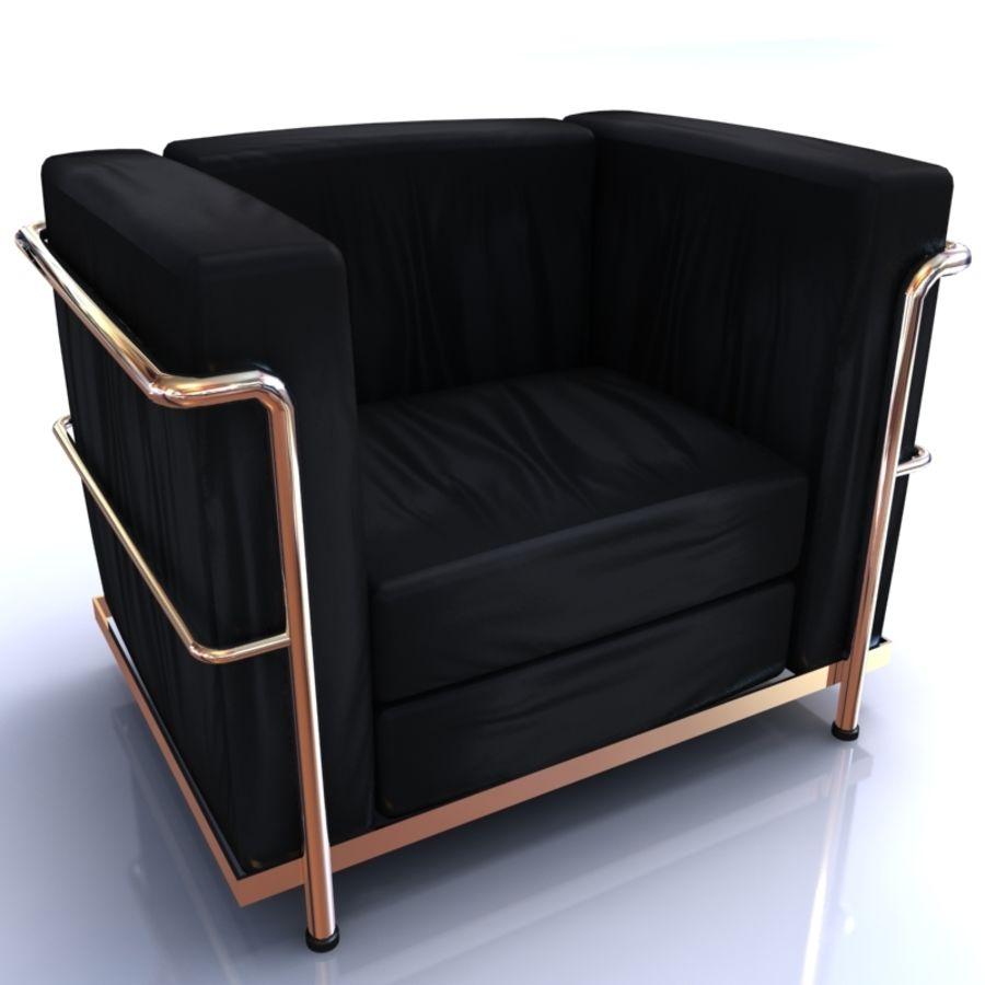 Collections de meubles royalty-free 3d model - Preview no. 6
