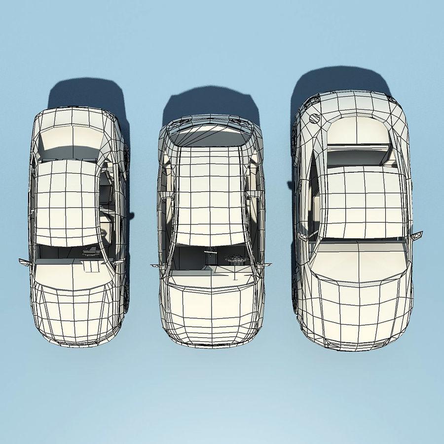 低聚汽车 royalty-free 3d model - Preview no. 8