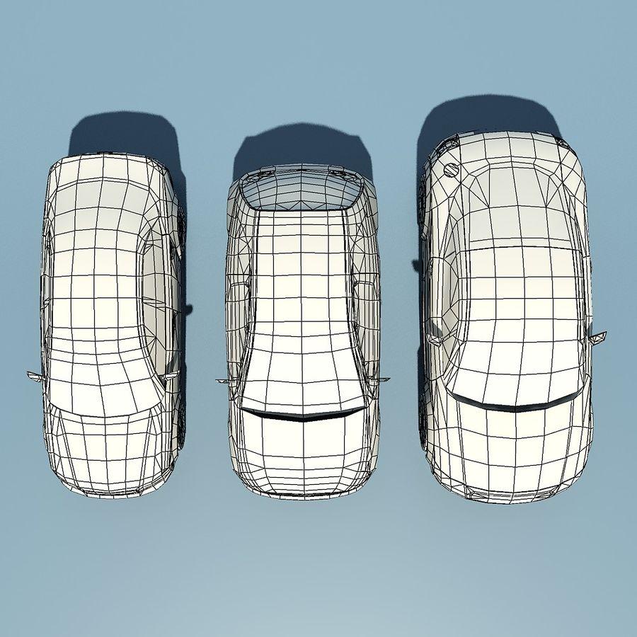 低聚汽车 royalty-free 3d model - Preview no. 7