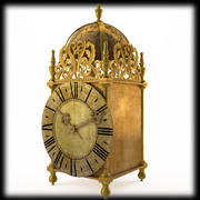 Clock Antique 3d model