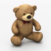 Teddybeer 3d model