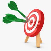 Targeting 02 3d model