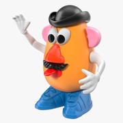 马铃薯先生3 3d model