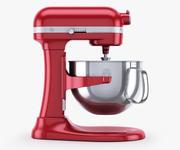 KitchenAid Professional Quart Bowl-Lift Stand Mixer 3d model