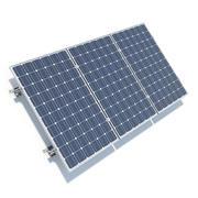太阳能板01 3d model