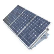 太阳能电池板02 3d model