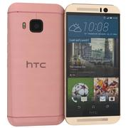 HTC One M9 GoldPink 3d model