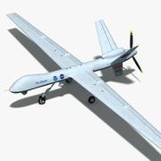 NASA UAV 3d model