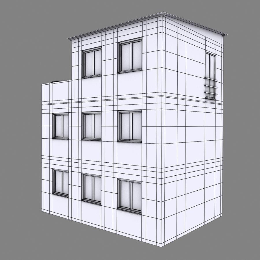 家 royalty-free 3d model - Preview no. 12