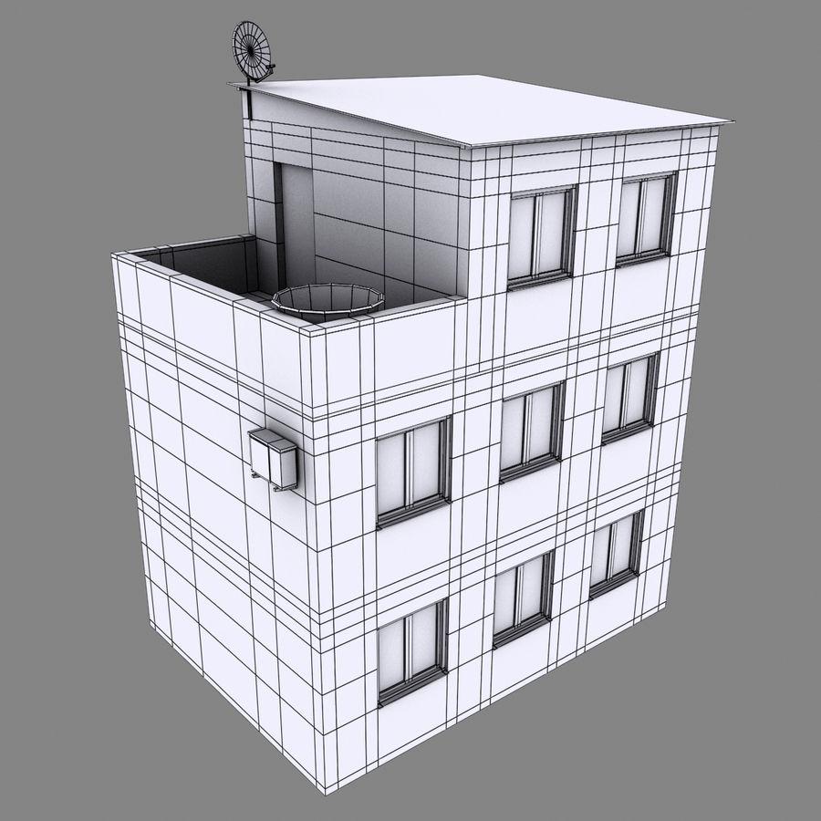 家 royalty-free 3d model - Preview no. 11