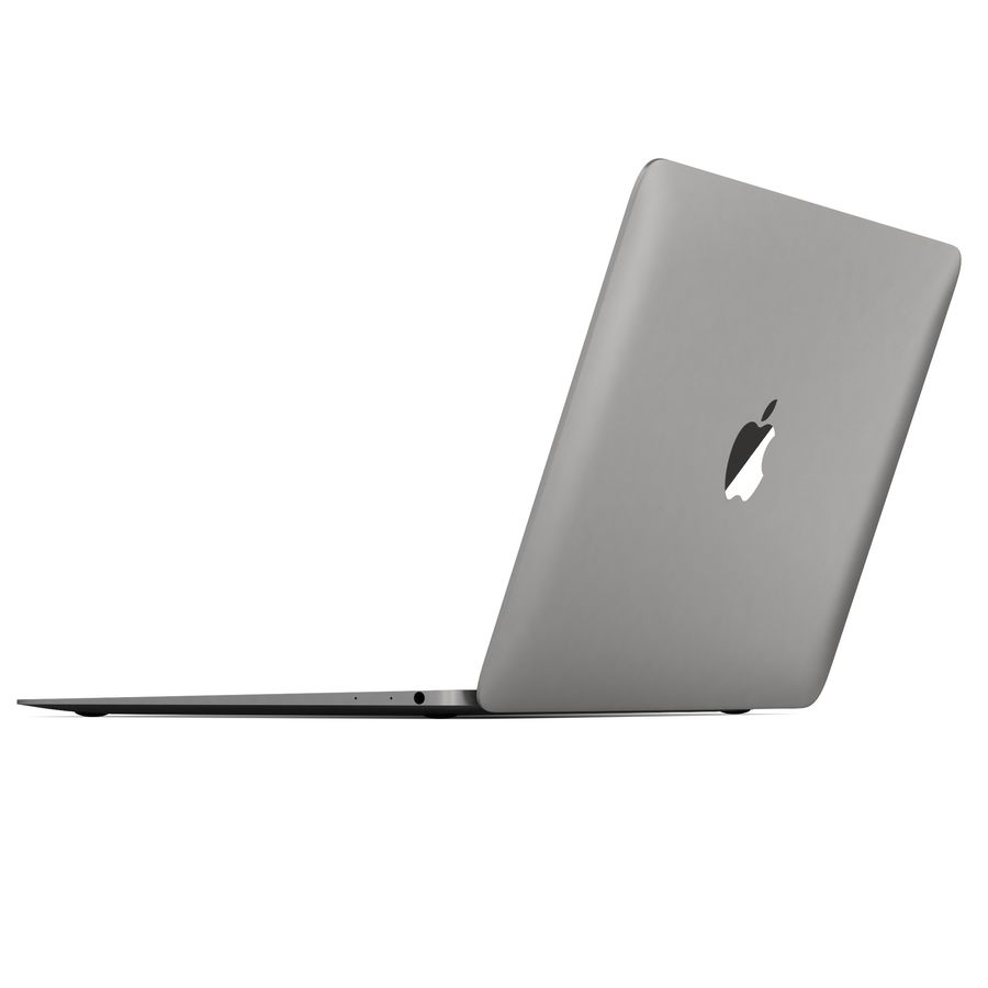 Apple MacBook 2015 royalty-free 3d model - Preview no. 16