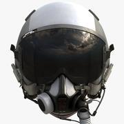 USAF Flight Helmet 3d model
