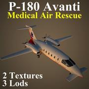 P180 MED 3d model