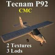 P92 CMC 3d model