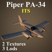 PA34 ITS 3d model