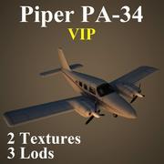 PA34 VIP 3d model