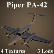 PA42 3d model