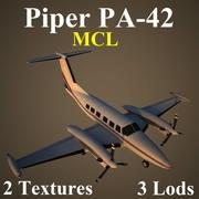 PA42 MCL 3d model