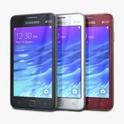 Samsung Z1 Tutti i colori 3d model