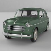 FIAT 1100-103 (1953) 3d model