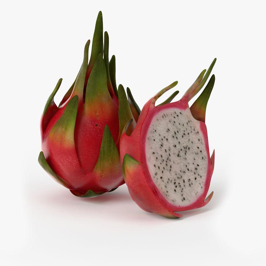 NICEMODELS Том 5 - Экзотические фрукты royalty-free 3d model - Preview no. 7