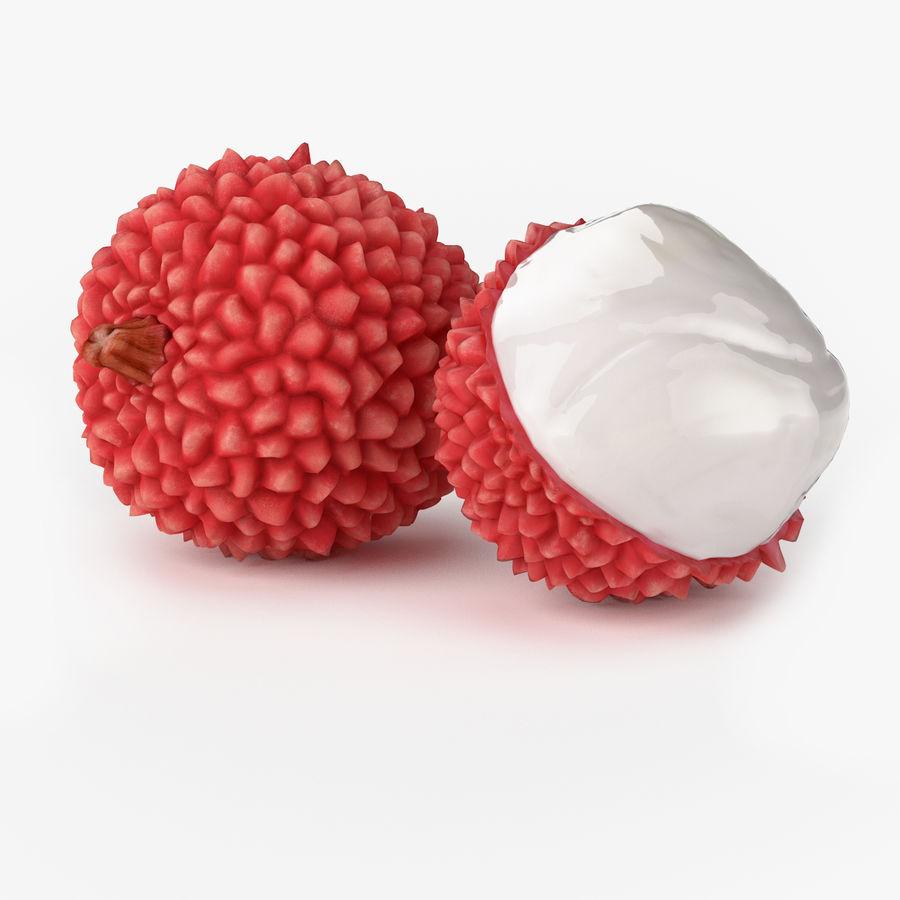 NICEMODELS Том 5 - Экзотические фрукты royalty-free 3d model - Preview no. 27