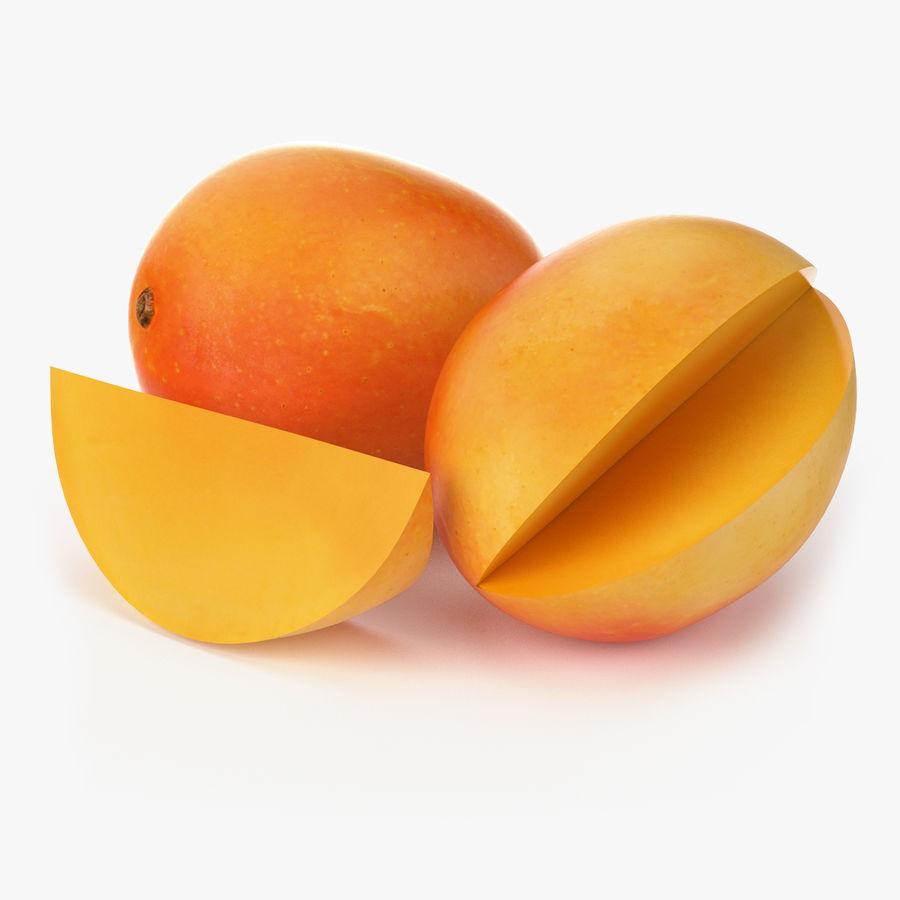 NICEMODELS Том 5 - Экзотические фрукты royalty-free 3d model - Preview no. 4